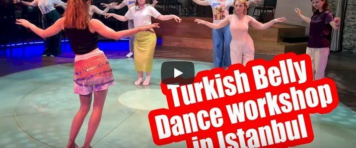 Уроки Танца живота в Стамбуле